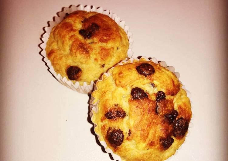 Recipe: Perfect Bananabreak muffins by Laëtitia_shex'r