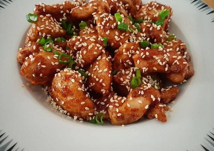 Easiest Way to Make Favorite Chicken Teriyaki