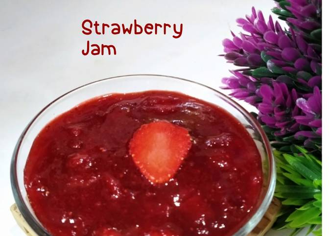 *Strawberry Jam*
