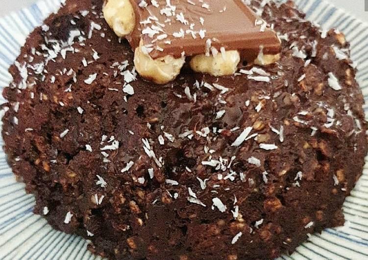 Bowlcake banane cacao