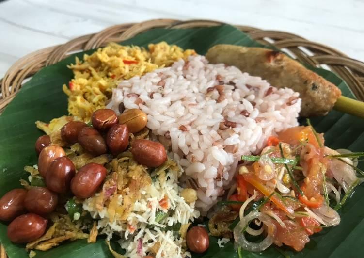 Nasi Jinggo ala Bali