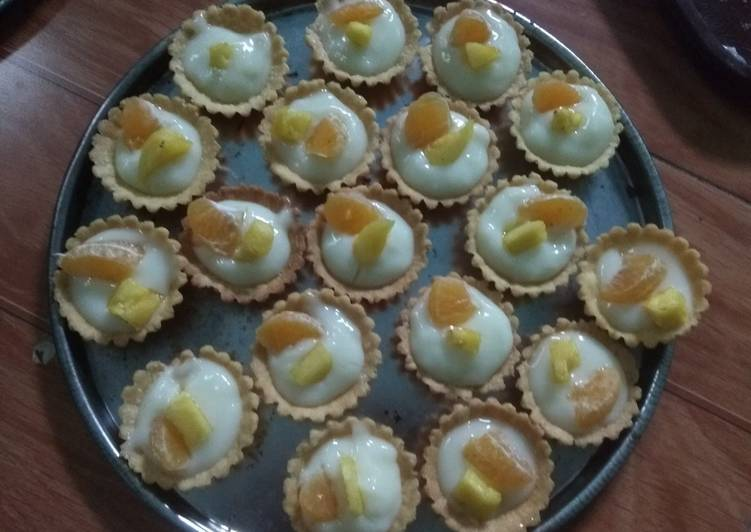 """Resep Kue Pie untuk pemula """"MANTUL"""" Paling Mudah"""