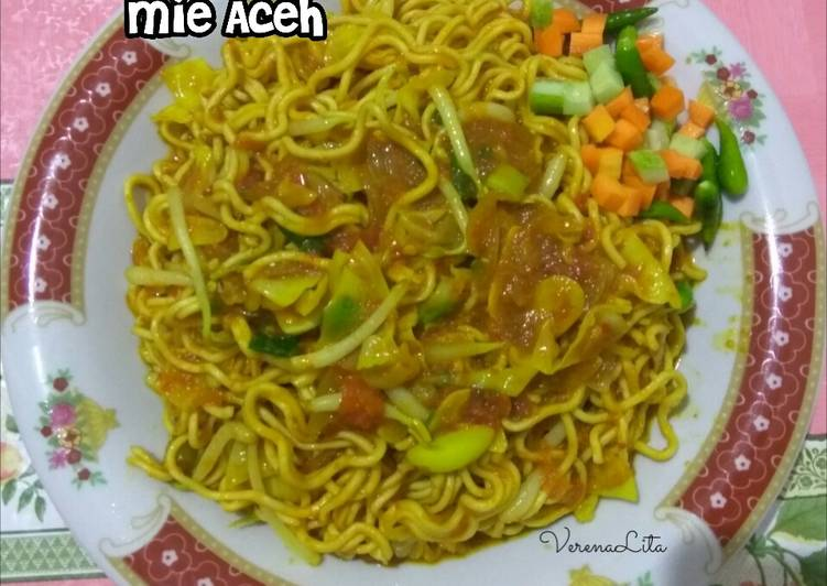 Recook Mie Aceh