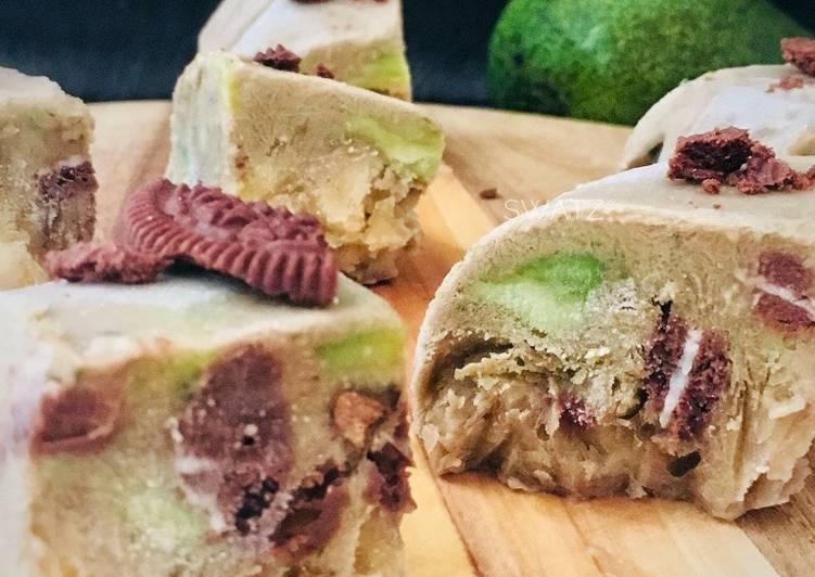 30 Minute Step-by-Step Guide to Make Blends No Bake Avocado Oreo Fudge