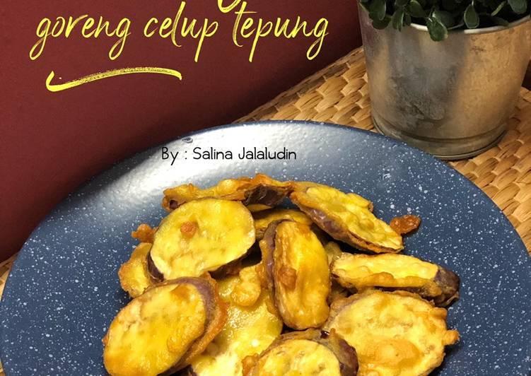 Terung Goreng Celup Tepung - velavinkabakery.com