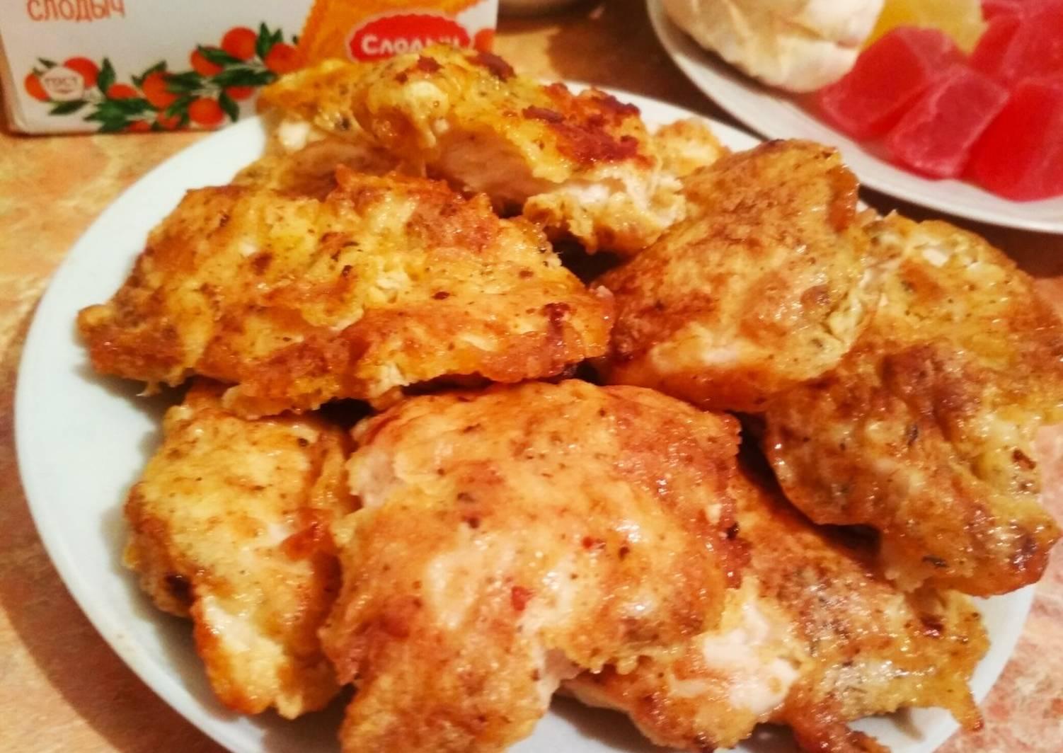 хочется курица в кляре рецепт с фото пошагово модель подходит