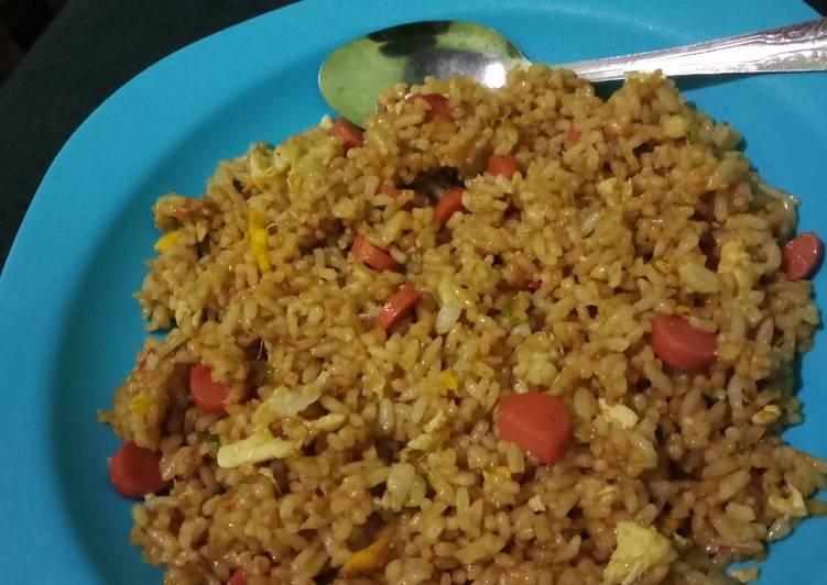 Resep Nasi goreng anak kos Terbaik