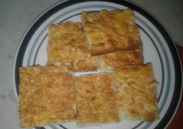 Recipe of Homemade Jam tarts