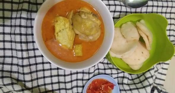 Kari Ayam Tahu