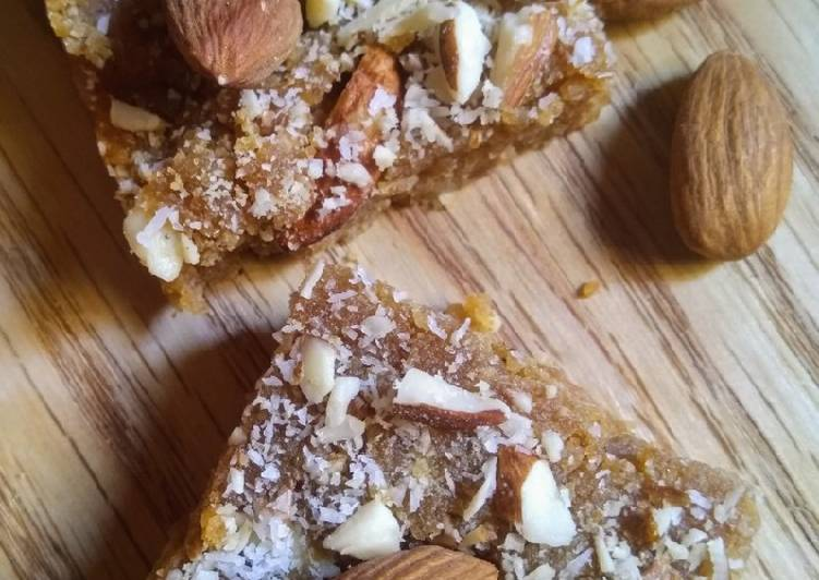 Step-by-Step Guide to Make Ultimate Besan ka mazedarrrr halwa
