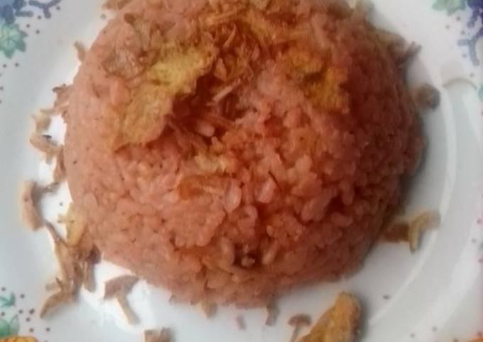 Nasi minyak (nasi Samin)
