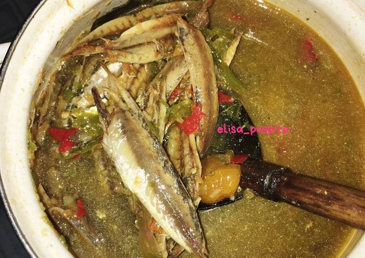 Resep Sambel Godog Ikan Asin Oleh Elisa Puspita Cookpad