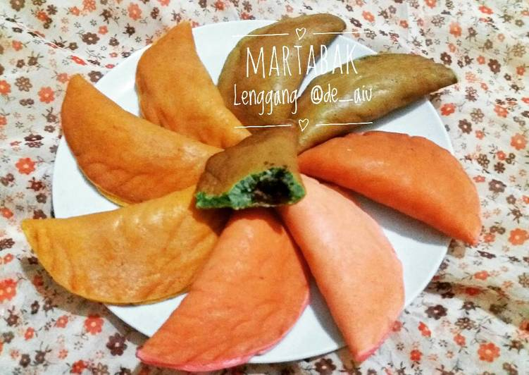 Martabak Lenggang (no Ragi, no timbangan)