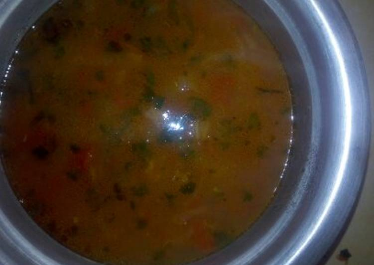 Simple Way to Make Speedy Fish stew soup