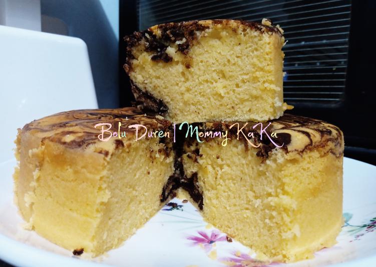 #28 Cake Durian