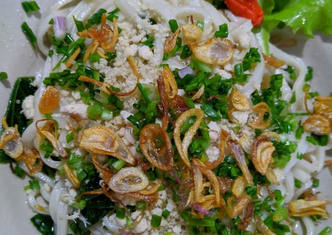 Resep Cui Mie Ayam Anti Gagal
