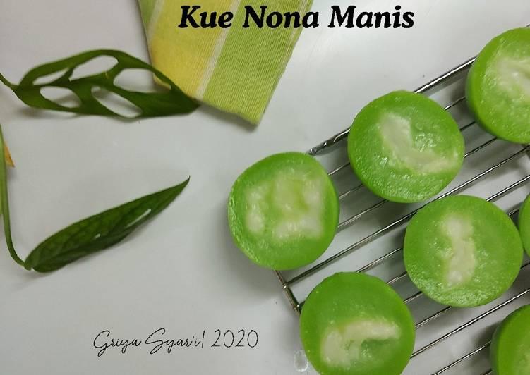 Kue Nona Manis