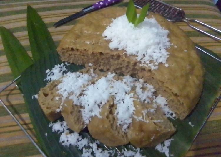 Kue apem beras kukus gula merah - ganmen-kokoku.com