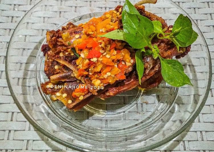 Resep Bebek Goreng Gongso Empuk, Gurih, Pedas dan Tidak Amis