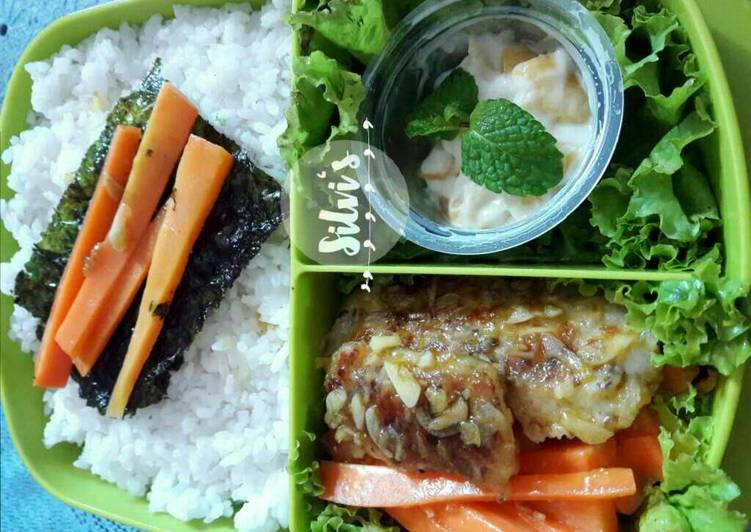 Resep Dori Steak With Lemon Butter Sauce Bekal Sekolah Oleh Silvi Fara Cookpad