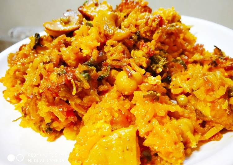 Recipe of Award-winning Behrouz Style Veg Biryani