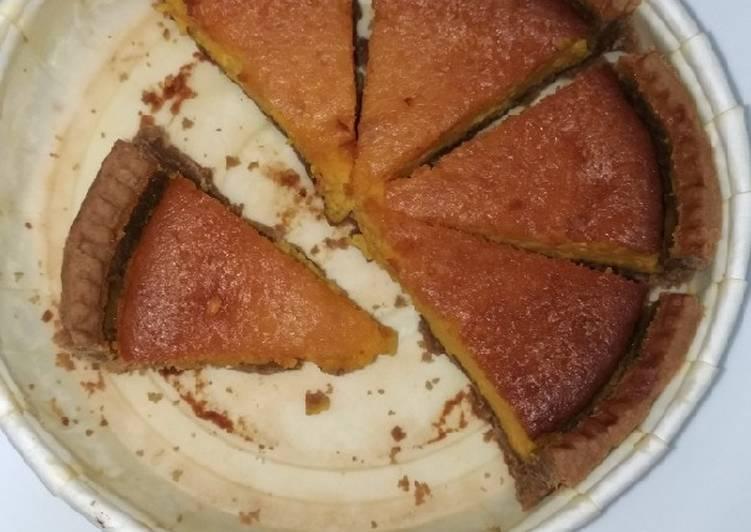 Pumpkin Pie x Cheese Cake