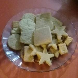 Galletitas dulces fáciles y económicas.