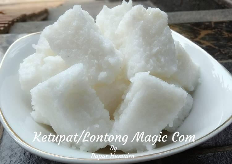 Ketupat / Lontong Magic Com