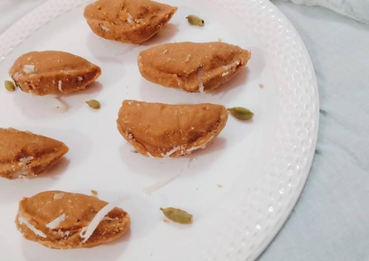 Recipe of Award-winning Khoya Gujiya