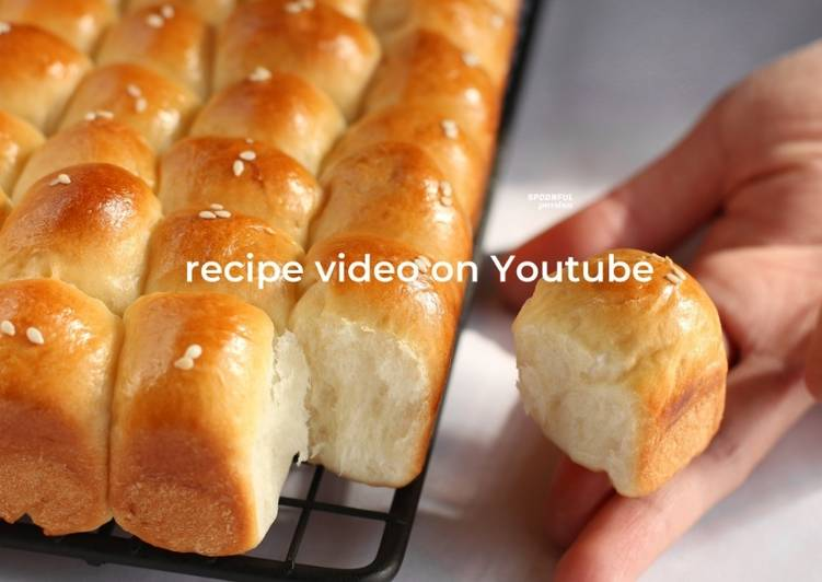 Mini Buns | One-Bite Dinner Roll