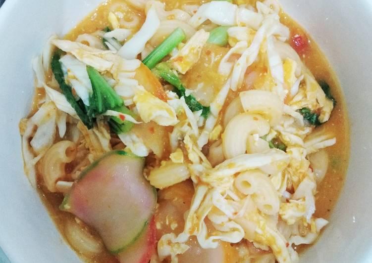 Seblak Kencur (Diet Version) - 360 Kalori / Porsi