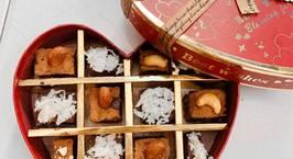 Hình ảnh món Nama chocolate (Công thức đậm socola)