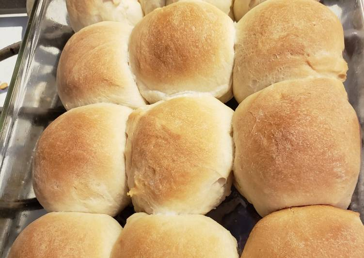 Easiest Way to Make Top-Rated Dinner Rolls
