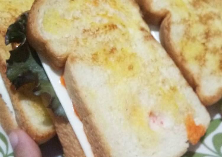 Resep Sandwich ala rumahan Paling Mudah