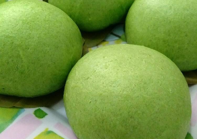 resep cara mengolah Bapao Isi Kacang Hijau Super Lembut