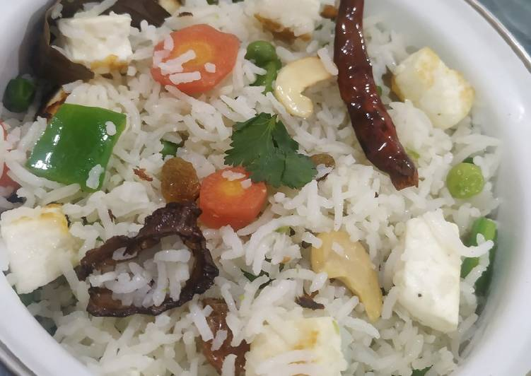 Simple Way to Make Quick Pulao