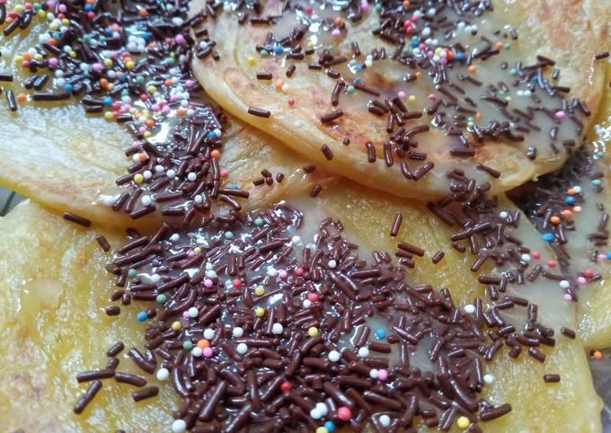 Roti Maryam Manis