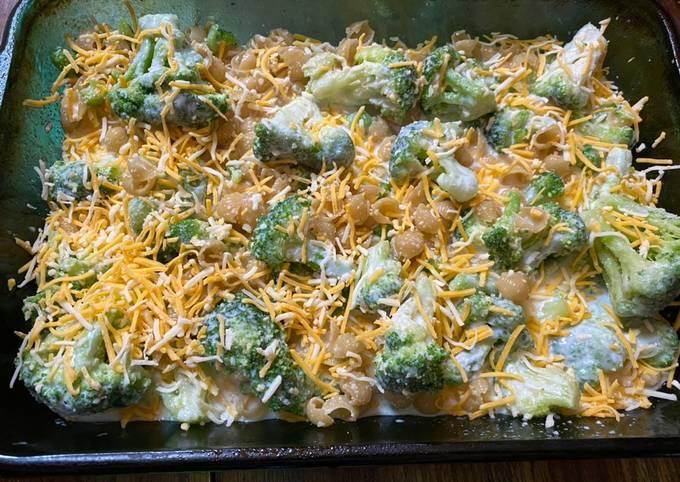 Baked Broccoli Penne