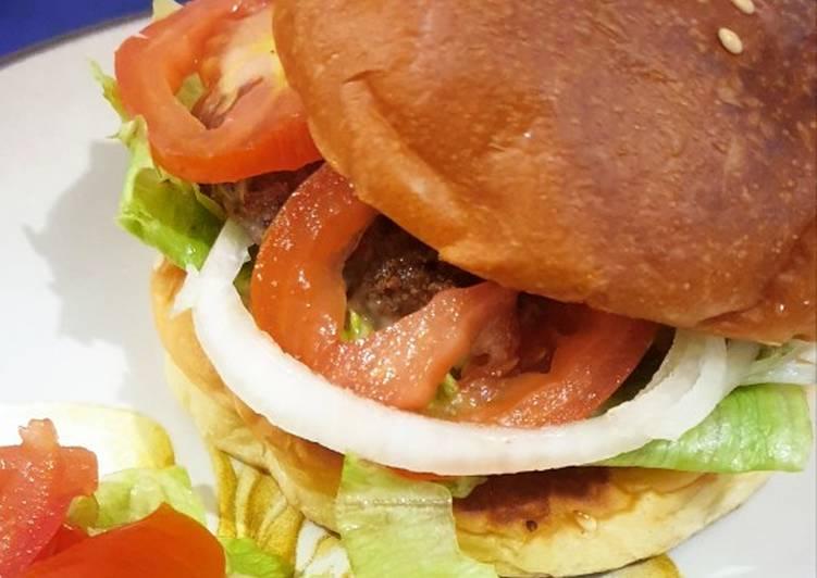 Burger @ Home