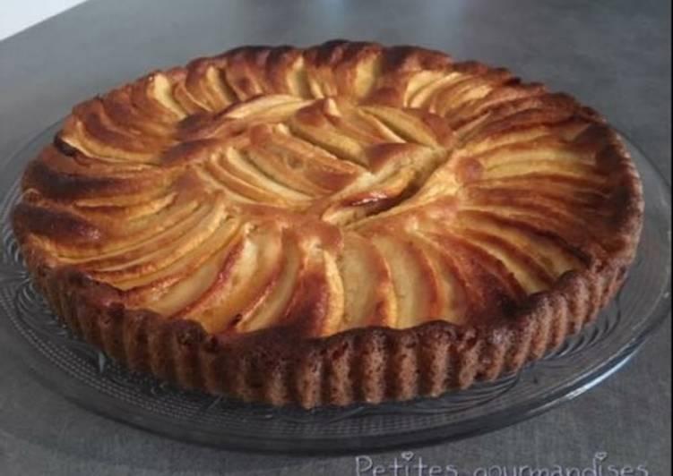 Délicieux Gâteau suisse aux pommes