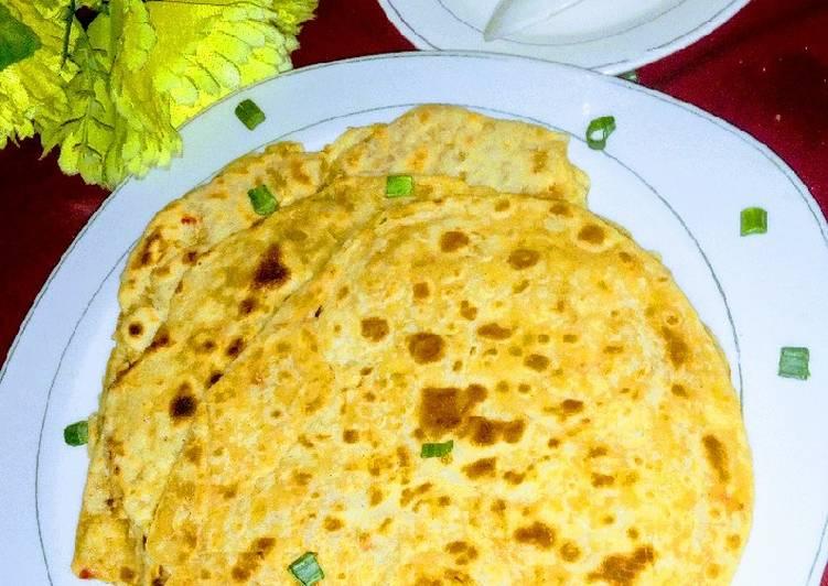 Simple Way to Prepare Homemade Soft layered chapati