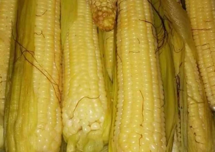 Easiest Way to Make Favorite Boiled maize