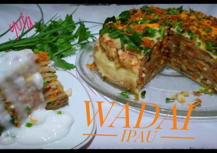 Resep Enak Wadai Ipau