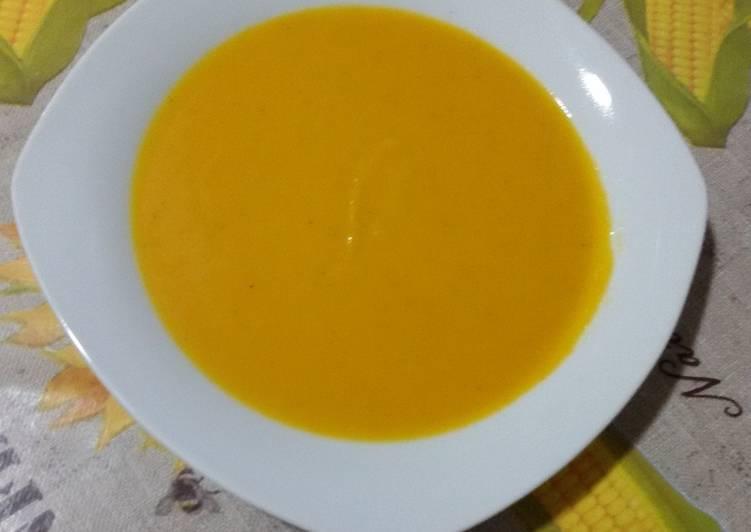 crema de calabacin patata y puerro thermomix