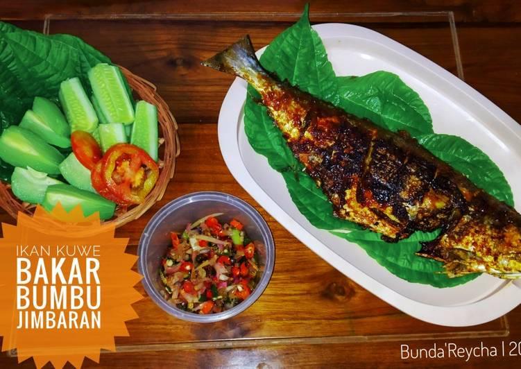 🐟 Ikan Kuwe Bakar Bumbu Jimbaran