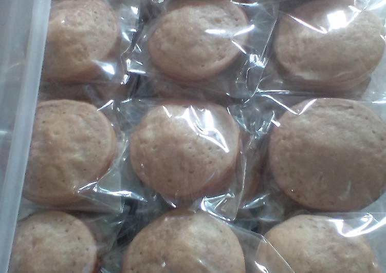 9.Apem panggang gula jawa - ganmen-kokoku.com