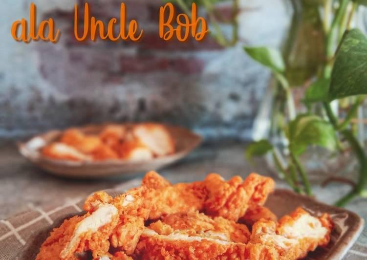 Ayam gunting ala Uncle Bob - velavinkabakery.com