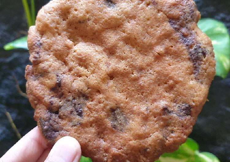 Brown Sugar Choco Chips Cookies Jumbo