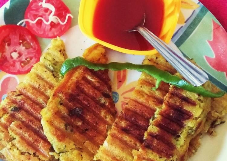 Recipe of Award-winning Grill suji noodles Snack