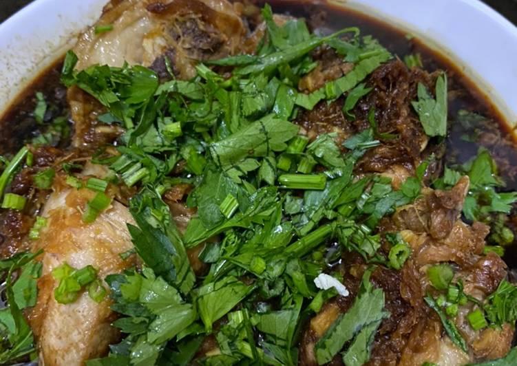 Ayam Kukus Halia Chinese Style - velavinkabakery.com